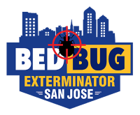 Bed Bug Exterminator San Jose Logo